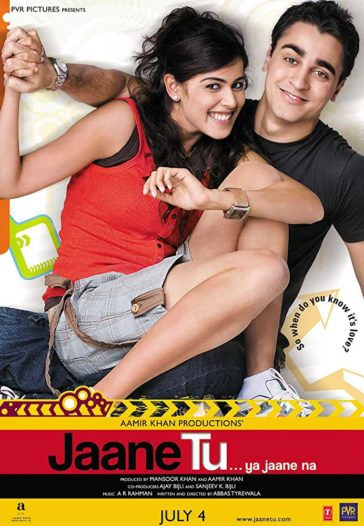Download Jaane Tu Ya Jaane Na 2008 480p BRRip 300MB