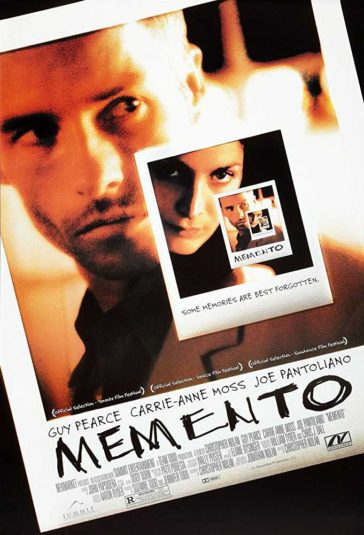 Download Memento 2000 English 480p BluRay 300MB