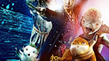 Download Monster Hunt 2015 480p BluRay Dual Audio English Hindi 300MB