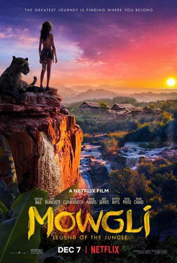 Download Mowgli 2018 Hindi 480p WEB-DL 300MB