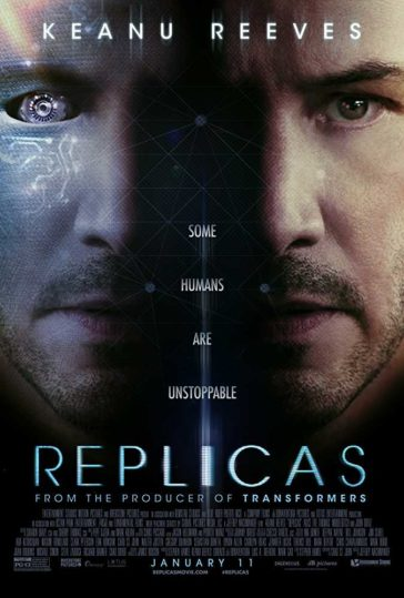 Download Replicas 2018 English 720p HC HDRip 700MB