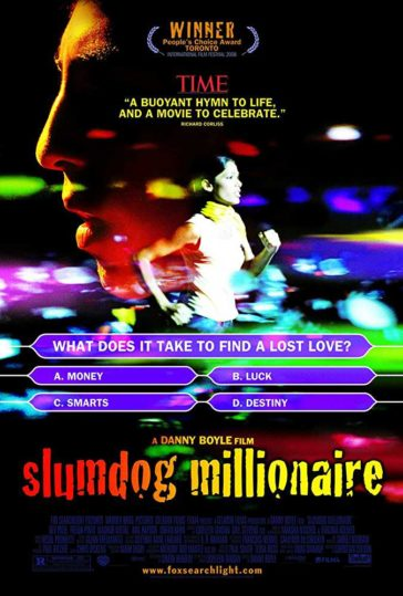 Download Slumdog Millionaire 2008 Hindi 480p BRRip 300MB