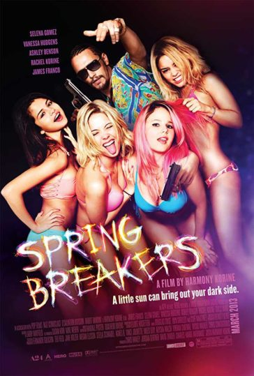 Download Spring Breakers 2012 English 480p BluRay 300MB