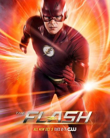 Download The Flash Season 1 Complete BluRay 480p Dual Audio Hindi English 200MB Each