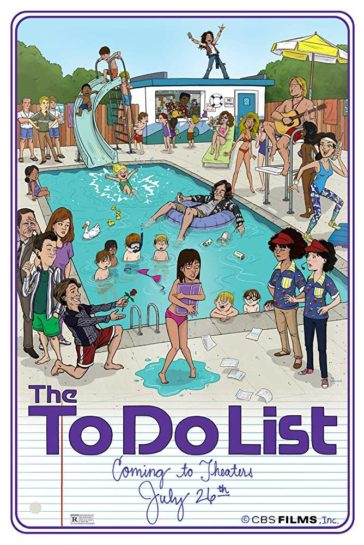 Download The To Do List 2013 English 480p BluRay 300MB