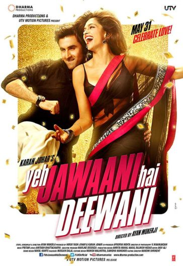 Download Yeh Jawaani Hai Deewani 2013 480p BluRay Hindi 300MB