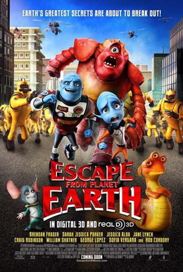 Download Escape from Planet Earth 2013 480p BluRay Dual Audio English Hindi 300MB