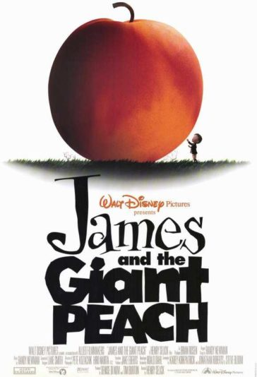 Download James And The Giant Peach 1996 480p BluRay Dual Audio Hindi 300MB