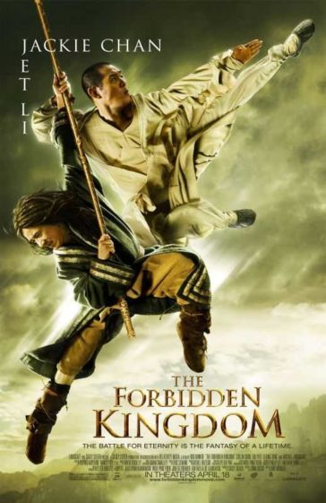 Download The Forbidden Kingdom 2008 480p BluRay Dual Audio English Hindi 300MB