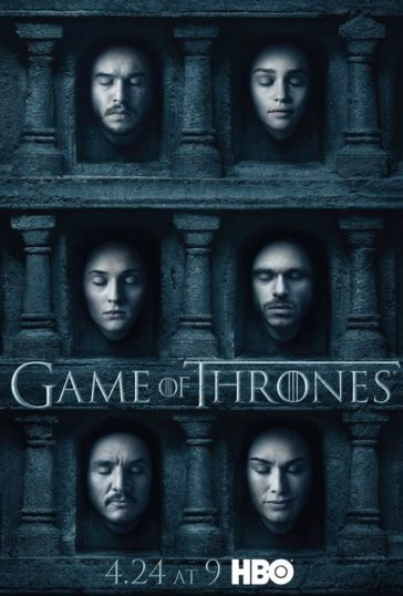 Download Game of Thrones Season 6 Complete 720p BluRay HEVC 300MB Each