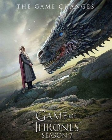 Download Game of Thrones Season 7 Complete 720p BluRay HEVC 300MB Each