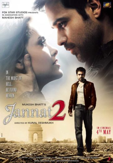 Download Jannat 2 2012 Hindi 480p BRRip 300MB