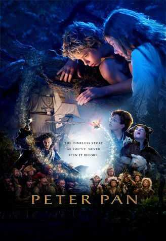 Download Peter Pan 2003 720p BDRip Dual Audio Hindi English 700MB