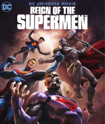 Download Reign of the Supermen 2019 English 720p WEB-DL HEVC 700MB
