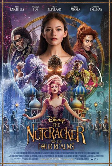 Download The Nutcracker And The Four Realms 2018 English 480p BluRay 300MB