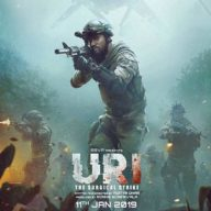 Download Uri The Surgical Strike 2019 Hindi 480p HDRip 300MB