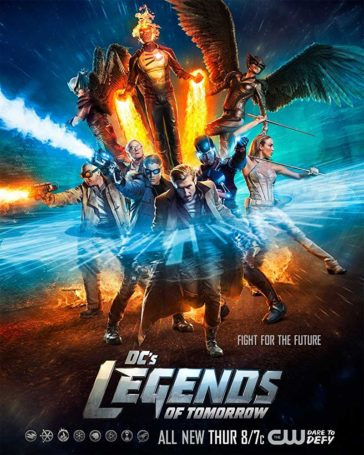 Download DC's Legends of Tomorrow Season 1 Complete 720p HDTV 200MB Each