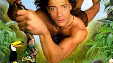 Download George of the Jungle 1997 480p BDRip Dual Audio Hindi English 300MB