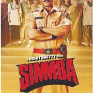 Download Simmba 2018 Hindi 720p PreDVDRip 700MB