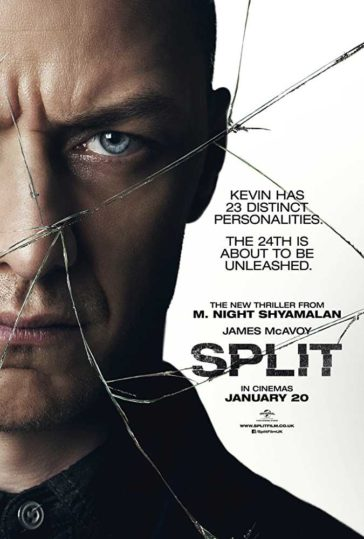 Download Split 2016 480p BluRay Dual Audio English Hindi 300MB