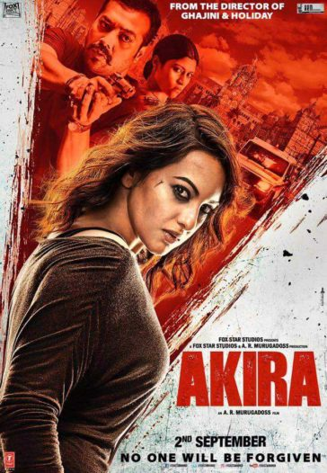 Download Akira 2016 Hindi 720p BDRip 700MB