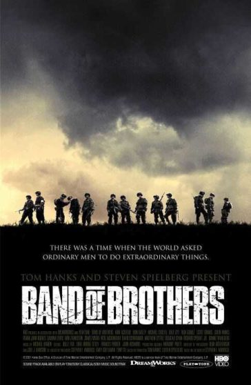 Download Band of Brothers BluRay 480p 200MB Each