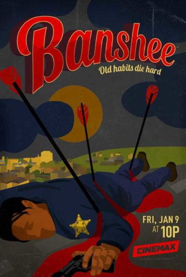 Download Banshee Season 01 480p WEB-HD 200MB Each