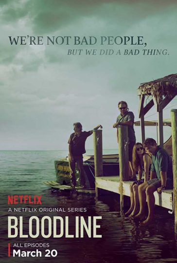 Download Bloodline Season 01 WEBRip 480p 200MB Each