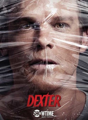 Download Dexter Season 01 BluRay 480p 200MB Each