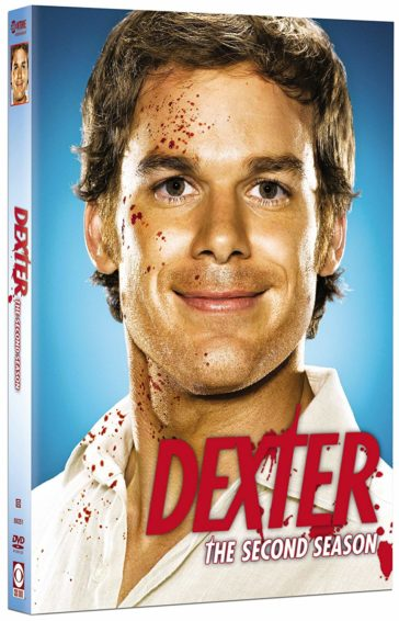Download Dexter Season 02 BluRay 480p 200MB Each