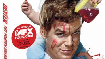 Download Dexter Season 04 BluRay 480p 200MB Each