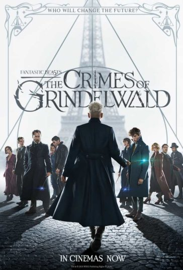 Download Fantastic Beasts The Crimes of Grindelwald 2018 Dual Audio Hindi 720p HDRip 700MB