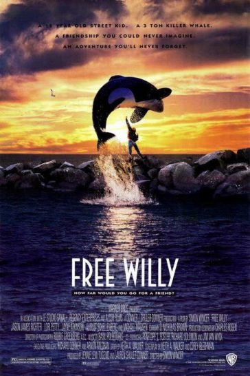 Download Free Willy 1993 720p BluRay Dual Audio English Hindi 700MB