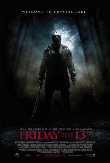 Download Friday the 13th 2009 480p BluRay Dual Audio Hindi English 300MB