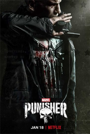 Download Marvels The Punisher Season 02 720p WEBRip HEVC 200MB Each