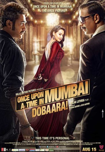 Download Once Upon A Time in Mumbai Dobaara 2013 Hindi 480p DvDRip 300MB