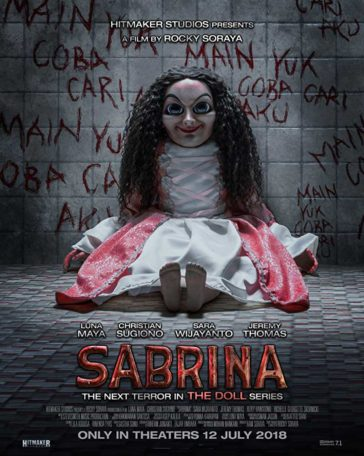 Download Sabrina 2018 English 720p WEB-DL HEVC 700MB