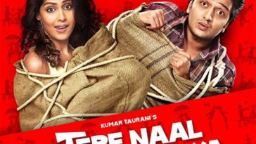 Download Tere Naal Love Ho Gaya 2012 Hindi 720p DVDRip 700MB