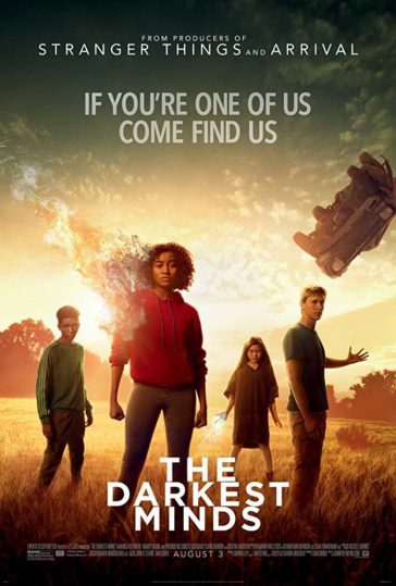 Download The Darkest Minds 2018 Dual Audio Hindi English 480p BDRip 300MB