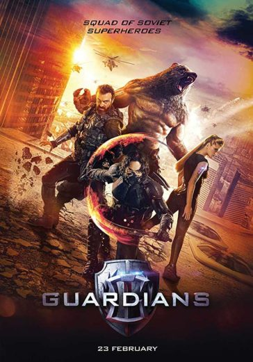 Download The Guardians 2018 Dual Audio Hindi English 480p HDRip 300MB