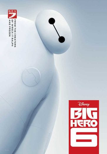 Download Big Hero 6 2014 720p BluRay Dual Audio Hindi English 700MB