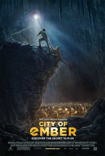 Download City of Ember 2008 English 720p BluRay 700MB