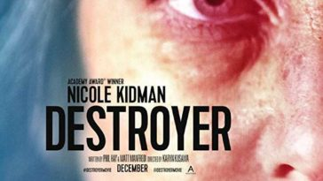 Download Destroyer 2018 720p DVDSCR 700MB