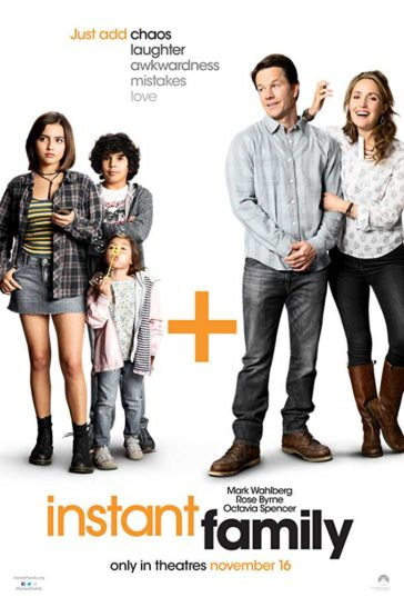 Download Instant Family 2018 English 480p BluRay 300MB