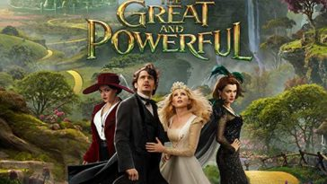 Download Oz The Great And Powerful 2013 720p BluRay Dual Audio Hindi English 700MB