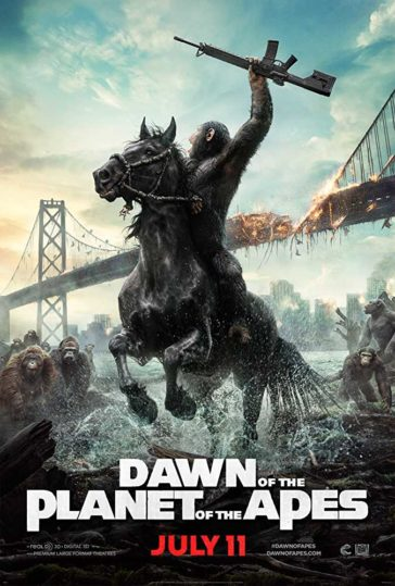 Download Dawn Of The Planet Of The Apes 2014 720p BluRay Dual Audio Hindi English 700MB