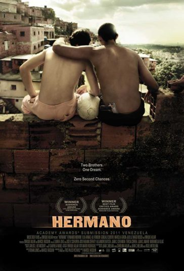 Download Hermano 2010 720p DVDRip Hindi 700MB