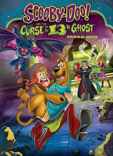 Download Scooby Doo and the Curse of the 13th Ghost 2019 720p WEB-DL 700MB